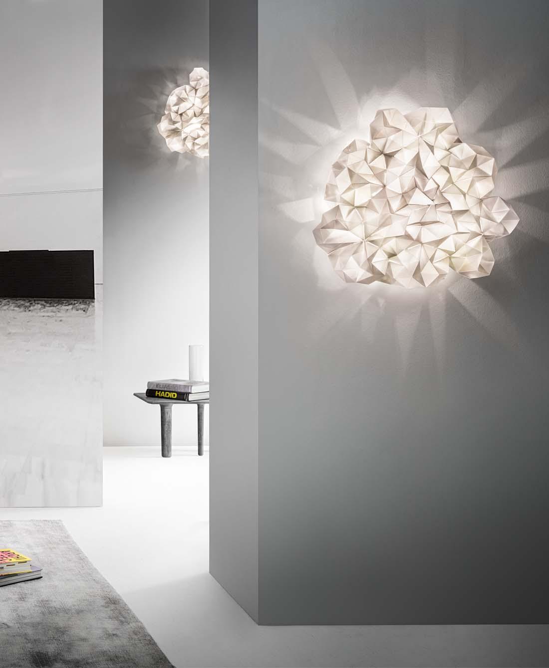 Drusa LED Deckenleuchte