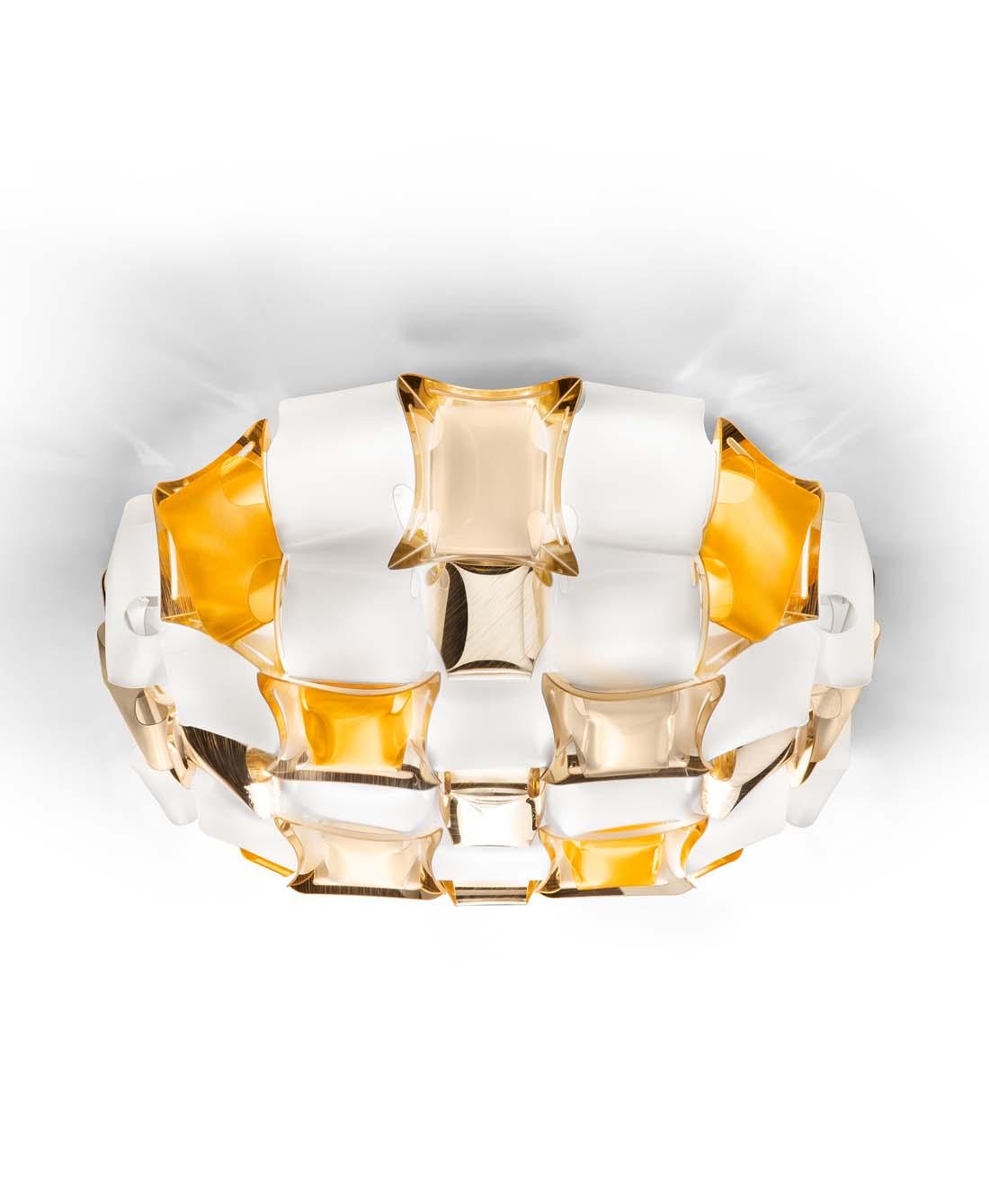 Mida LED Wandleuchte Amber